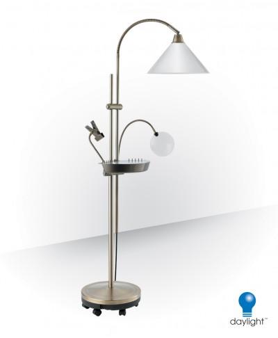 ultima standleuchte e21098 antik flexibel daylight ultimate floorstanding lamp. Black Bedroom Furniture Sets. Home Design Ideas